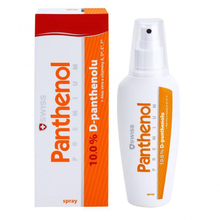 Пантенол – Спреј за тело