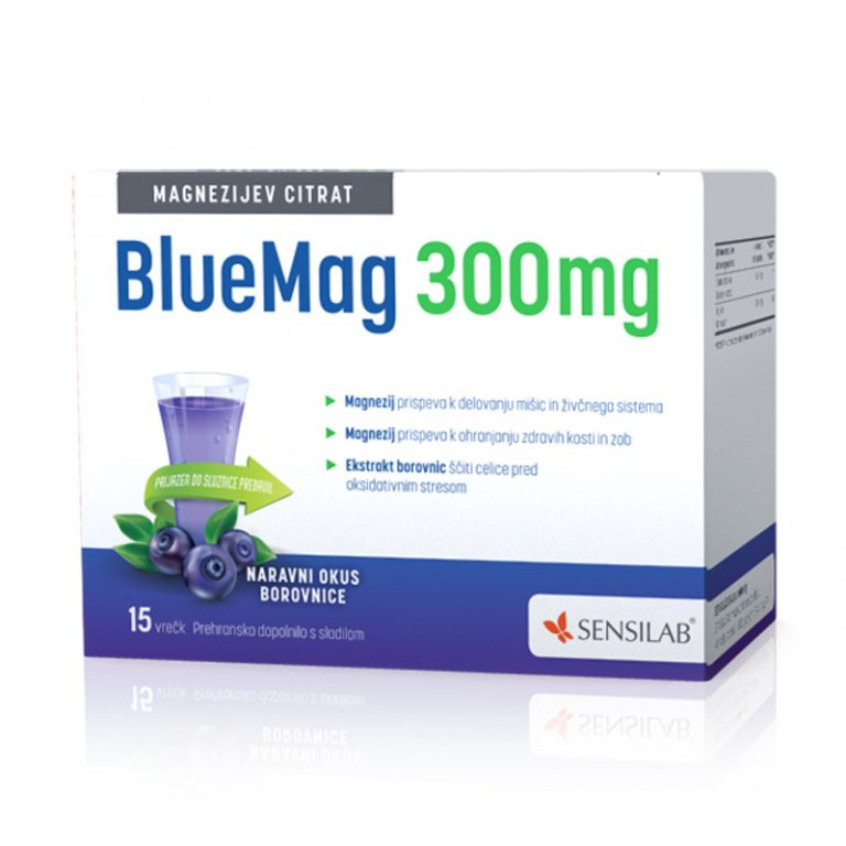 BlueMag 300mg
