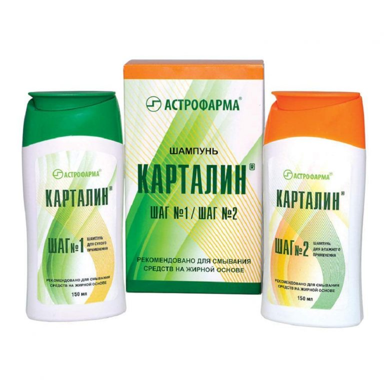 Карталин шампон